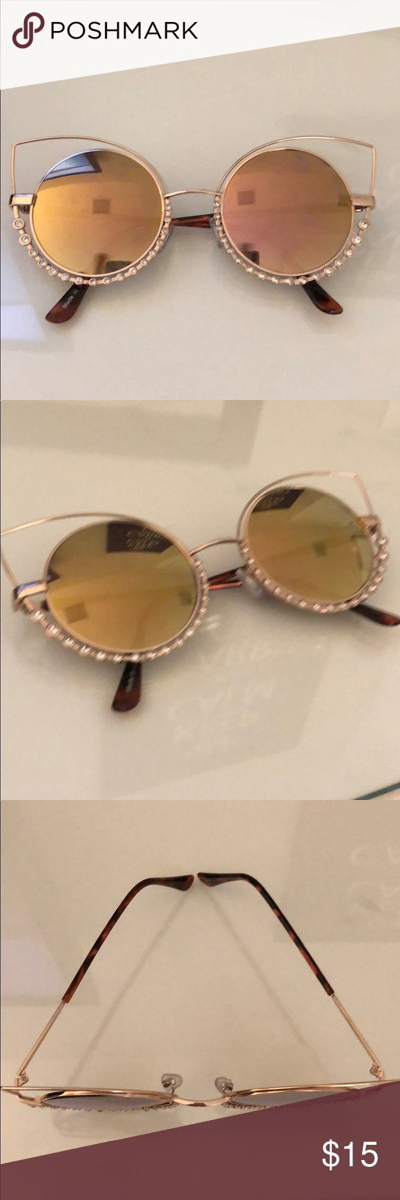 0266d268bd Forever 21 Hippie sunglasses Perfect for summer Forever 21 Accessories  Sunglasses