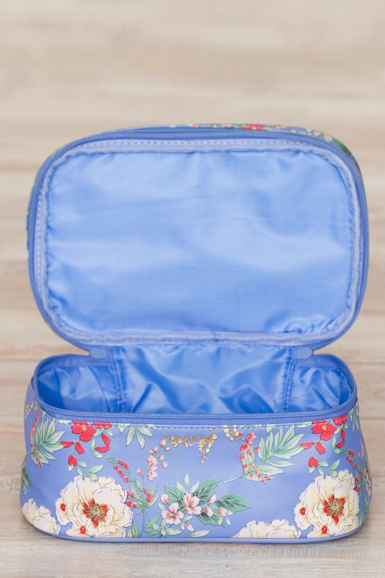 Yumi Kim Jetsetter Makeup Train Case Peri Floral Os Products In
