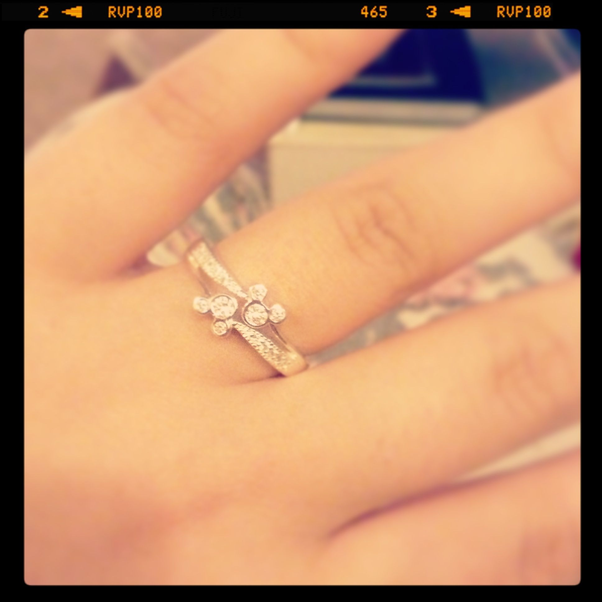 he got me a promise ring