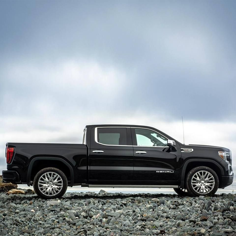 Just One Of Its Many Good Sides The Next Generation Gmc Sierra