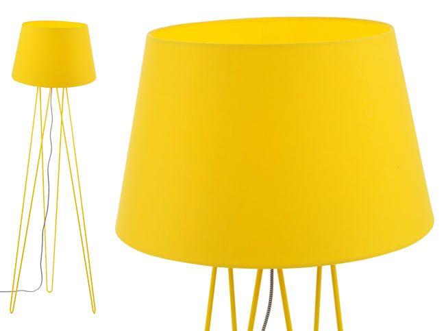 Yellow Floor CollinsLampadaireJaune OcreDeco Lamps OZn0k8XNwP