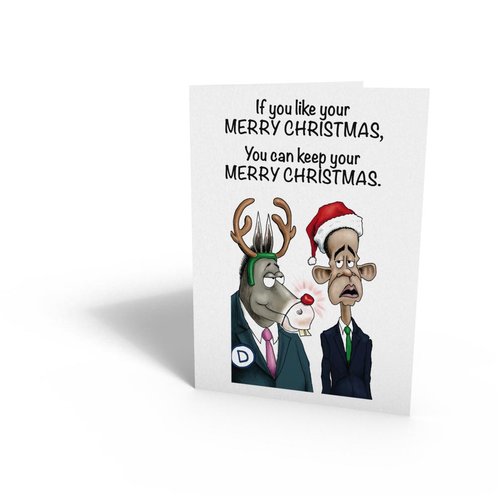 Anti obama christmas card – Christmas card and gift 2018