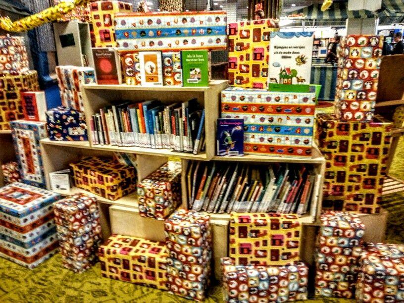 Sinterklaas #bibliotheek Hoogeveen
