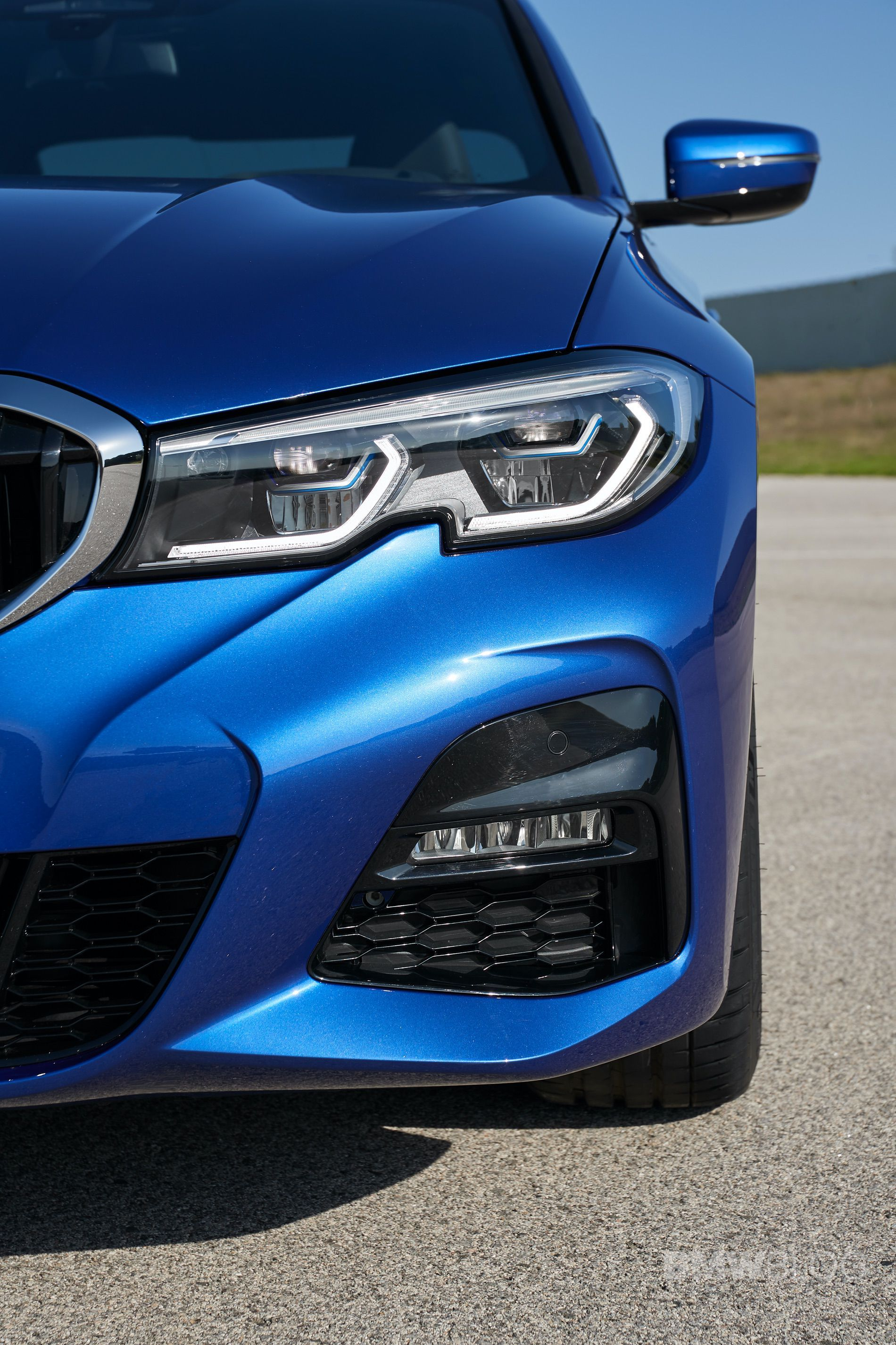 G20 Bmw 3 Series Headlights Are Throwback To E46 Bmw Bmw 3