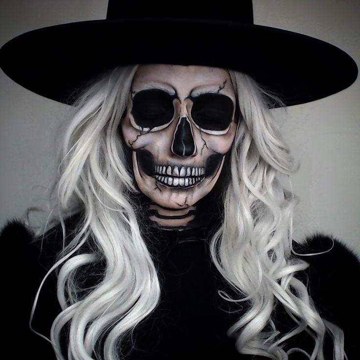El aclaramiento FQ con Calavera Pirata Calavera Esqueleto De Tela