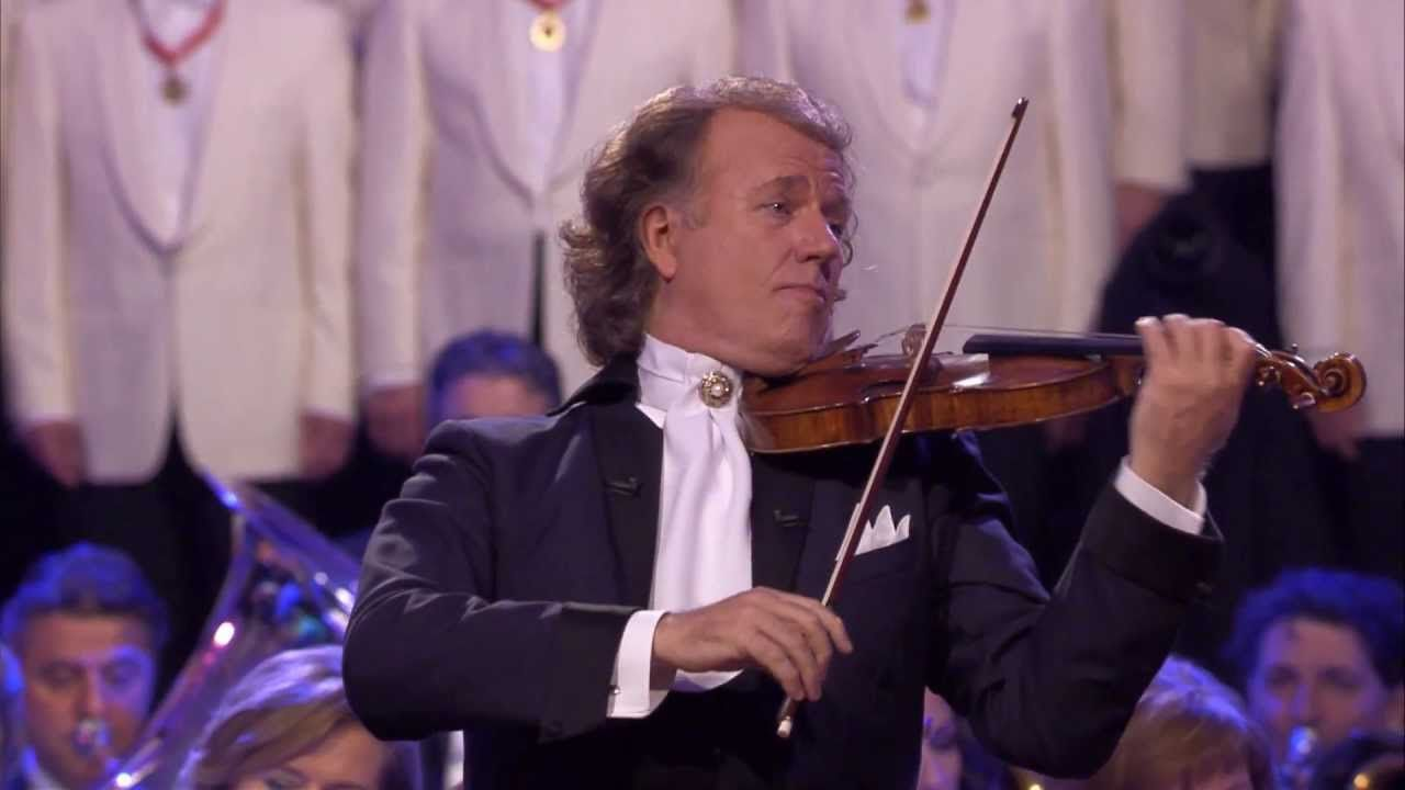 """André Rieu - """"Silent Night"""" - André Rieu performing """"Silent Night"""". Taken from the DVD """"Home for Christmas""""."""