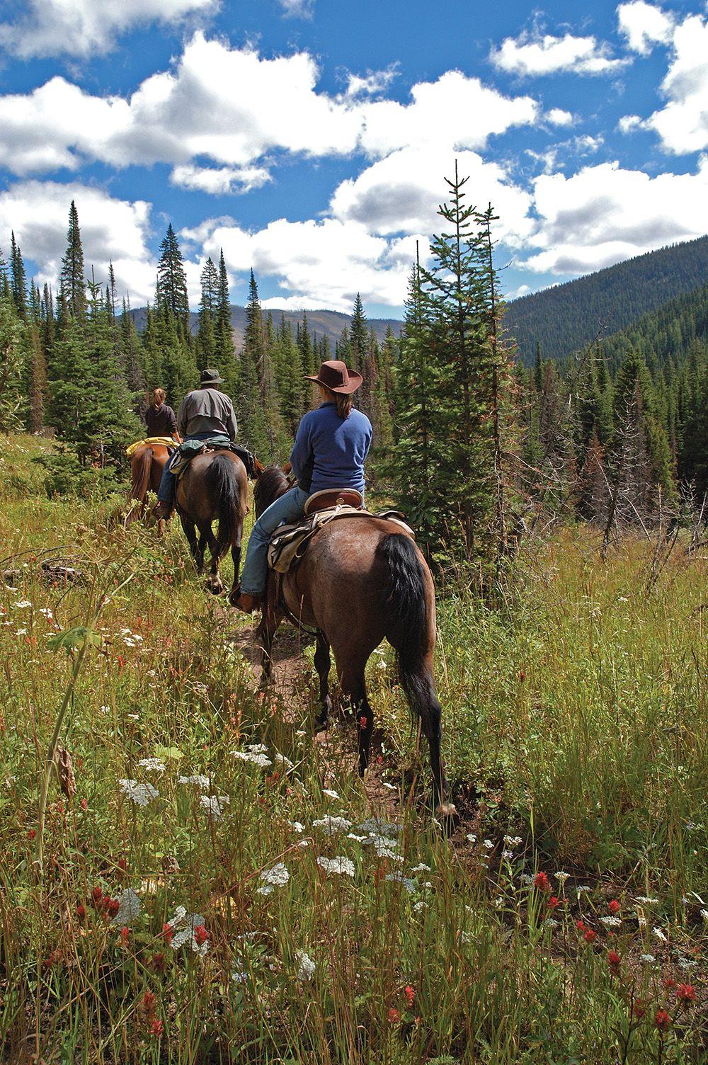 The Resort at Paws Up Montana resorts, Montana ranch