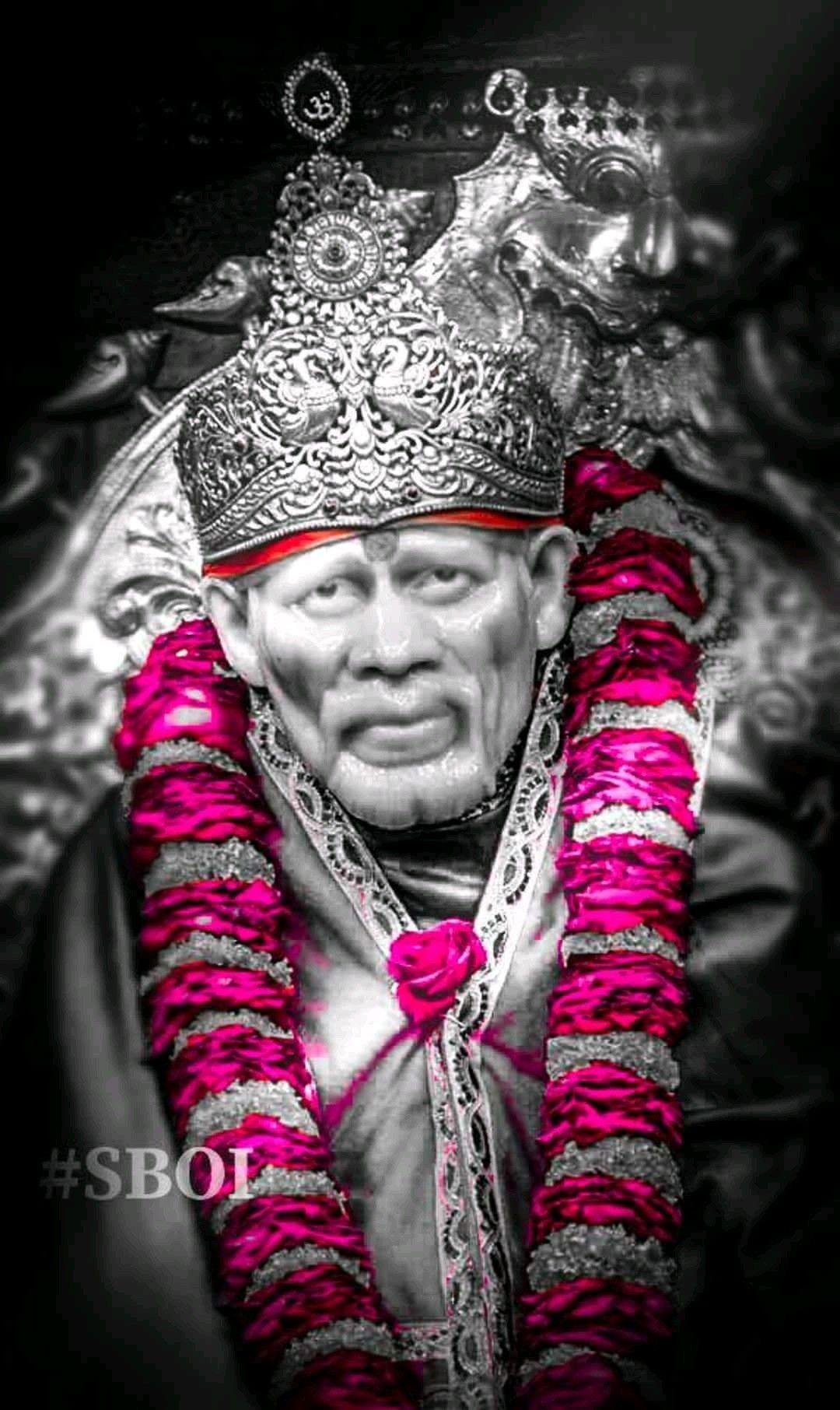 Amazing Pic For God Om Sai Ram Sai Baba Hd Wallpaper Shirdi Sai Baba Wallpapers Sai Baba Wallpapers