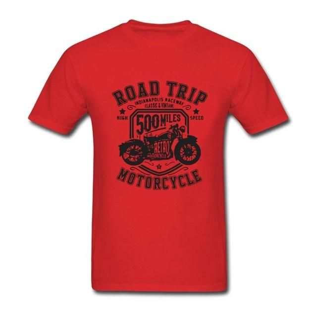 Motorcycle Roadtrip Tee