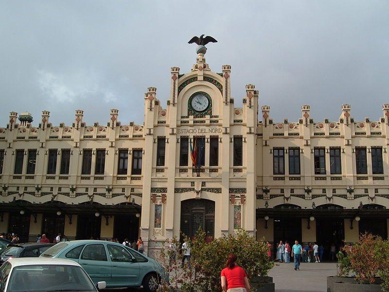 Estación del Norte (Valencia)