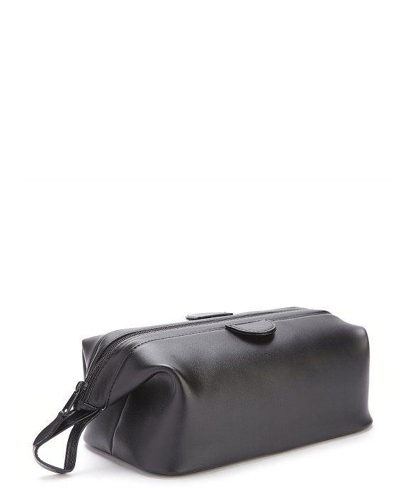 40ab1e9c1844 Royce Leather Genuine Leather Luxury Travel Toiletry Shaving Bag