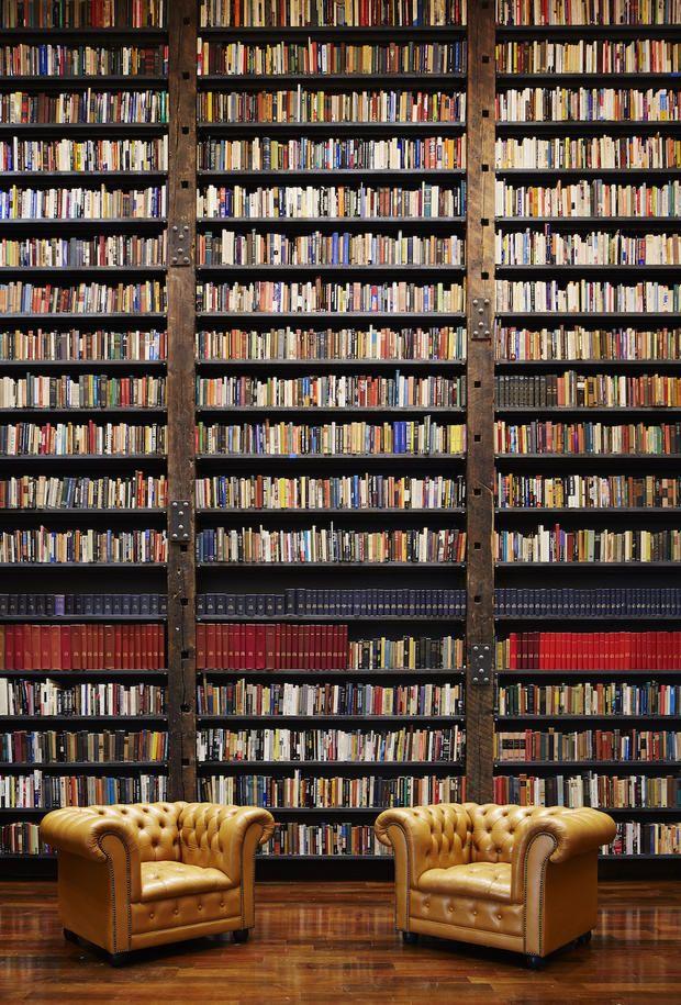 TheHalifaxJungle Marratix en 2018 Pinterest Bibliotecas - libreria diseo