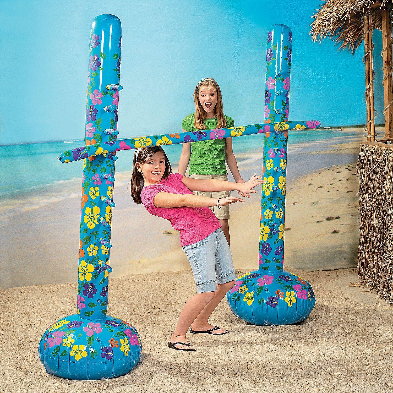 Inflatable limbo game kit 2000