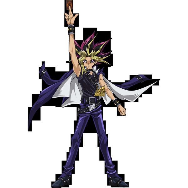 Yu Gi Oh Duel Monsters Yami Yugi Atem Render By Raidengtx On Deviantart Yugioh Yugioh Yami Kids Hero