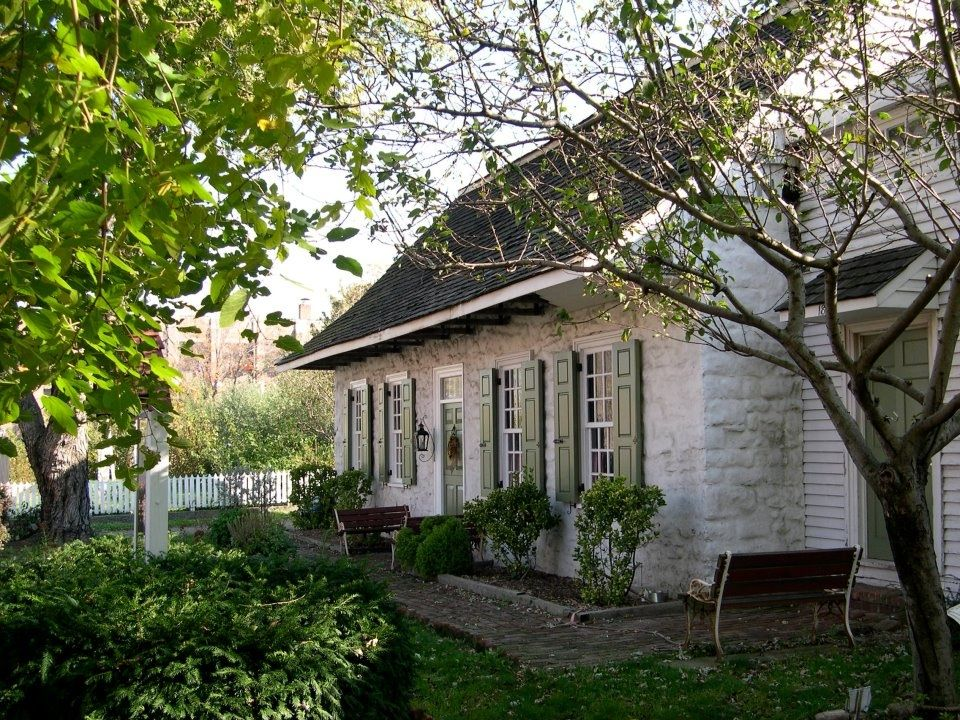 New York City's oldest Dutch Colonial stone house lies in Ridgewood, a stone's throw from the Brooklyn/Queens border. Built on land granted by Peter Stuyvesant in the 1600s.  It's called  the Vander-Ende Onderdonk House.