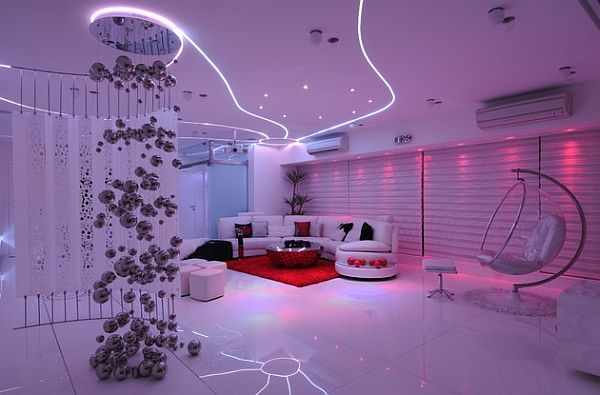 10 Out-of-this-world rooms any sci-fi fan would love