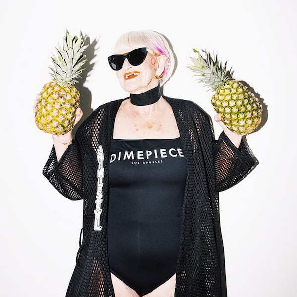 86 year old BaddieWinkle is one dope granny (25 Photos)