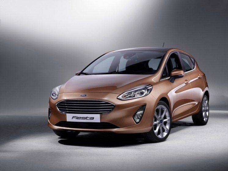 Ford Fiesta 2017 And 7 Ford Fiesta