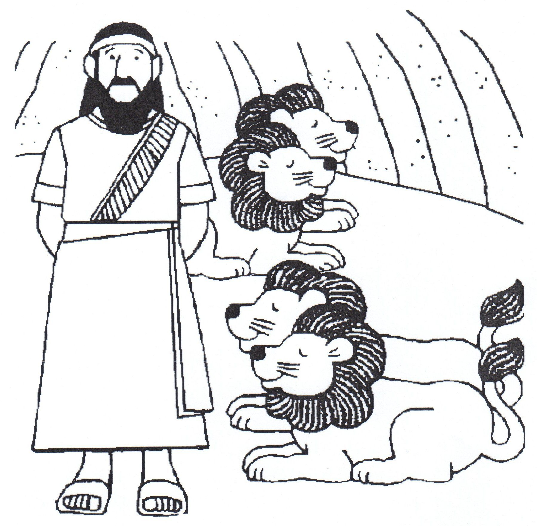 Pin By Heather Mccary On Bible Ot Daniel Daniel And The Lions Preschool Coloring Pages Coloring Pages