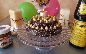 Tarta De Nutela (nutela Cake)