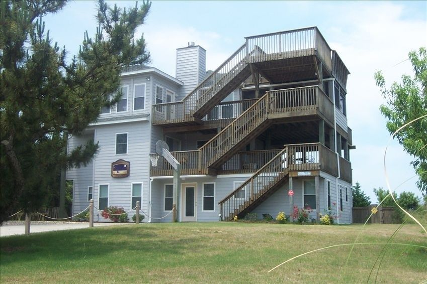 House vacation rental in Duck from vacation