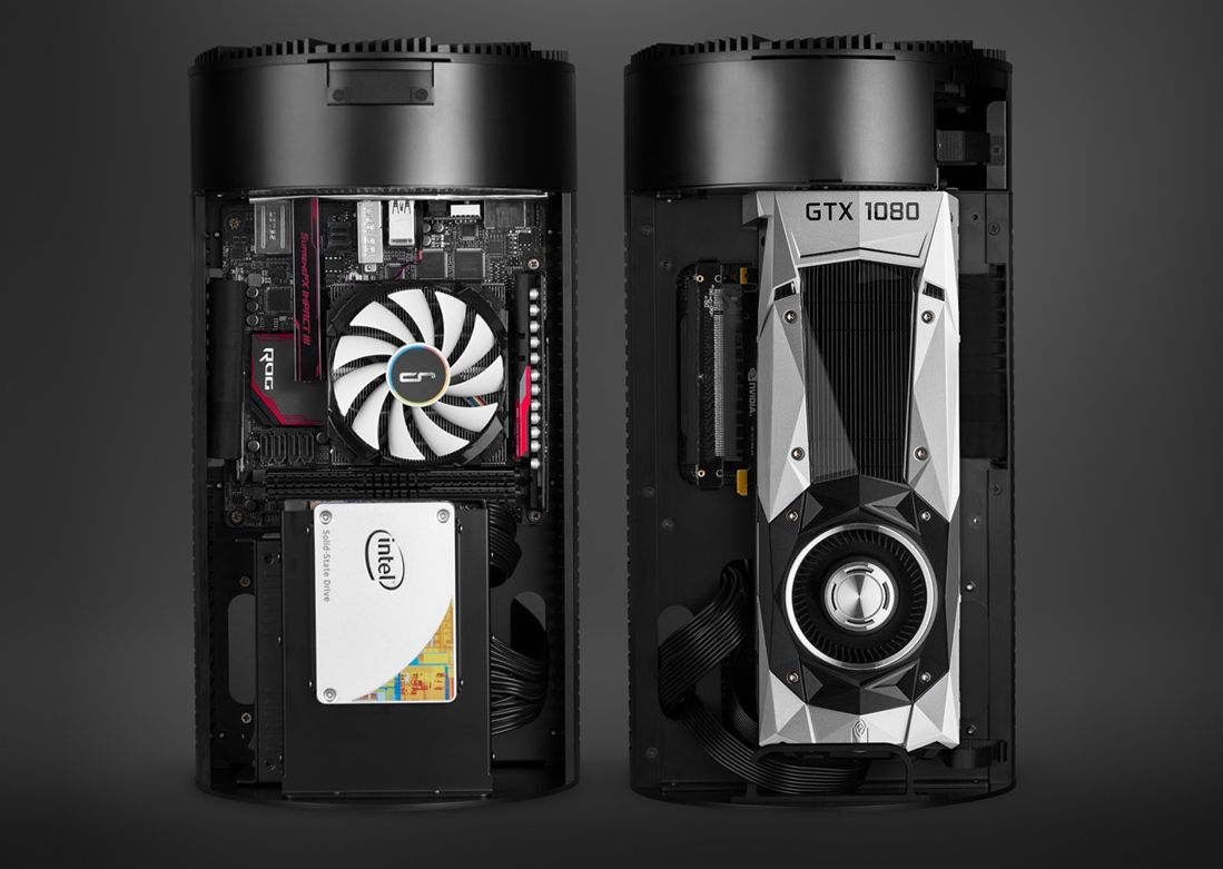 separation shoes 24562 62802 Cryorig's Ola chassis is the Mac Pro clone you've been waiting for ...