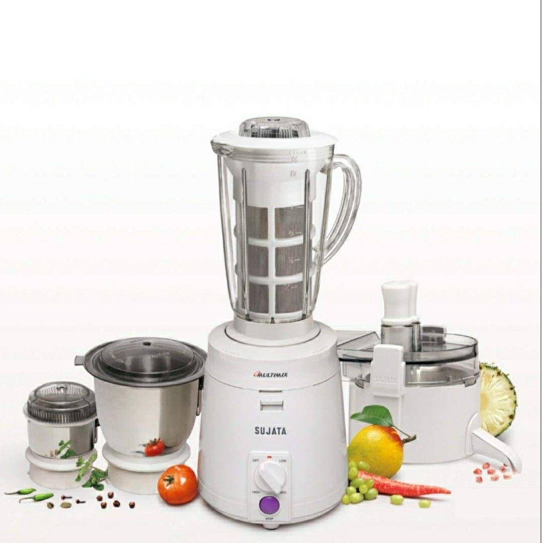 Sujata Multimix 900 Watt All In One Juicer Mixer Grinder Coconut Milk Extractor Grinder Grinders Mixergrinder Juicer In 2020 Juicer Best Juicer Juicer Machine