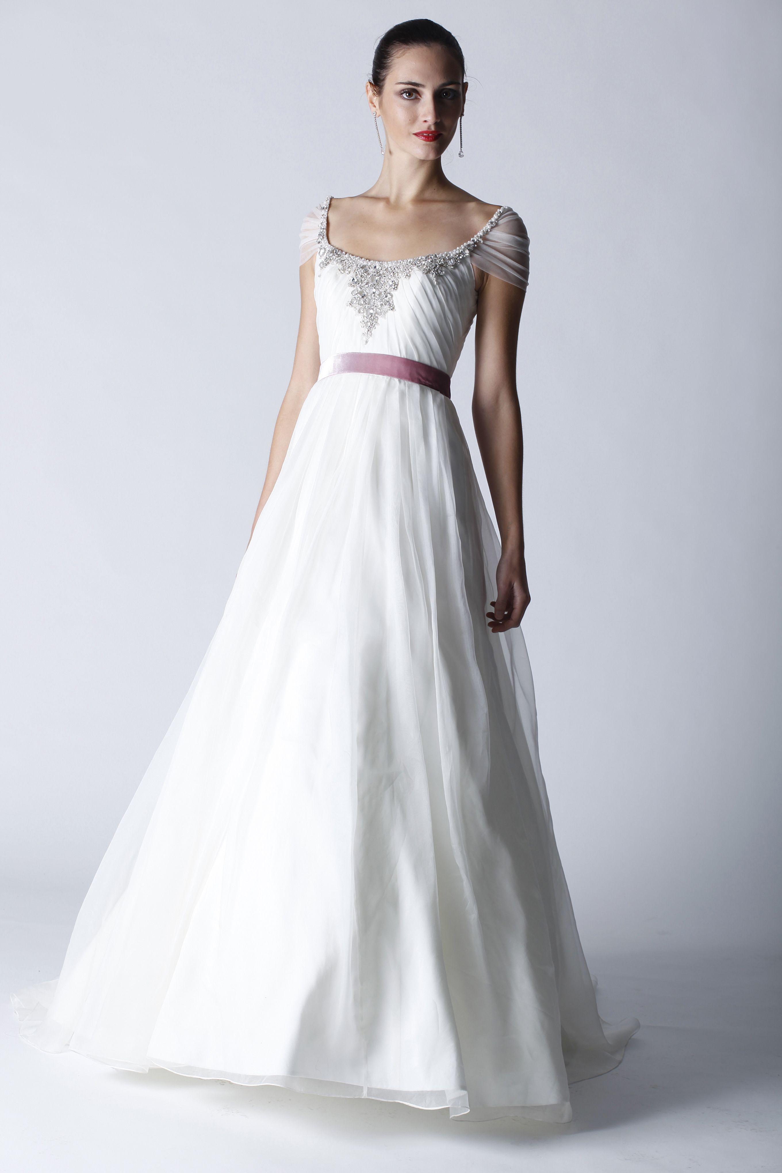 Priscilla of Boston 4706 Wedding dresses, Designer