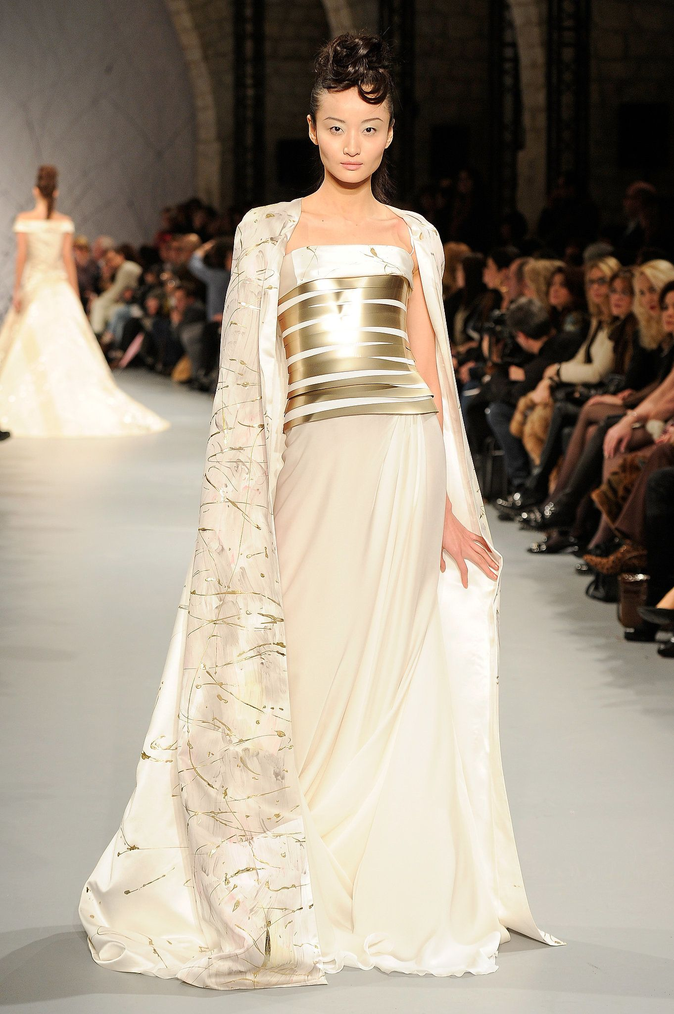 Georges Chakra Haute Couture Spring 2014
