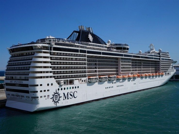 Which Ship Is The Largest Ship Of The World The Very First Name - First cruise ship in the world