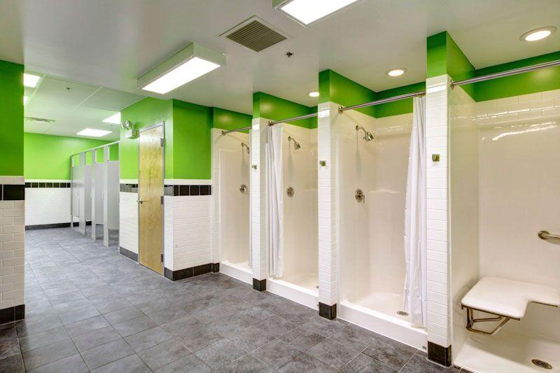 Locker Rooms With Images Dorm Room Designs Locker Room