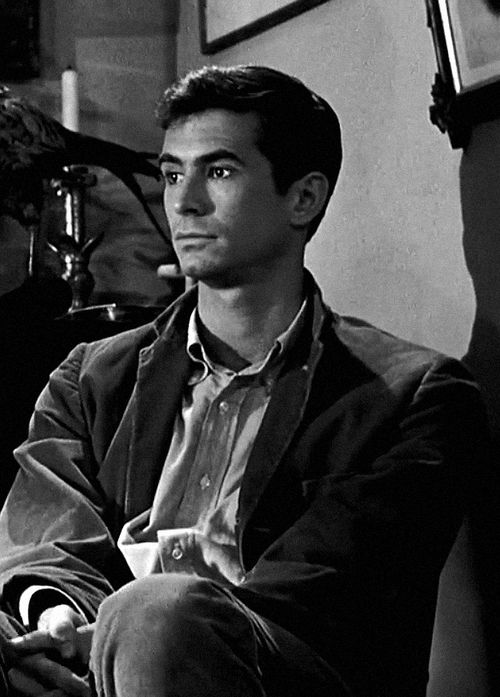 Norman Bates Quotes | Norman Bates, age 26, movie: Psycho (1960)The last guy you'd ever ...
