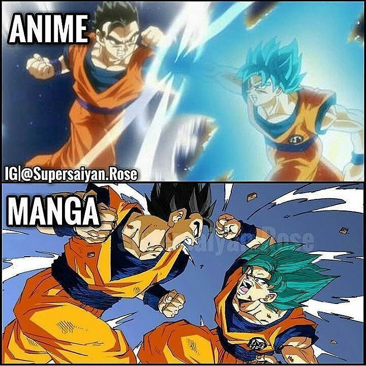 Anime Or Manga Credit Supersaiyan Rose Please Give Credit If