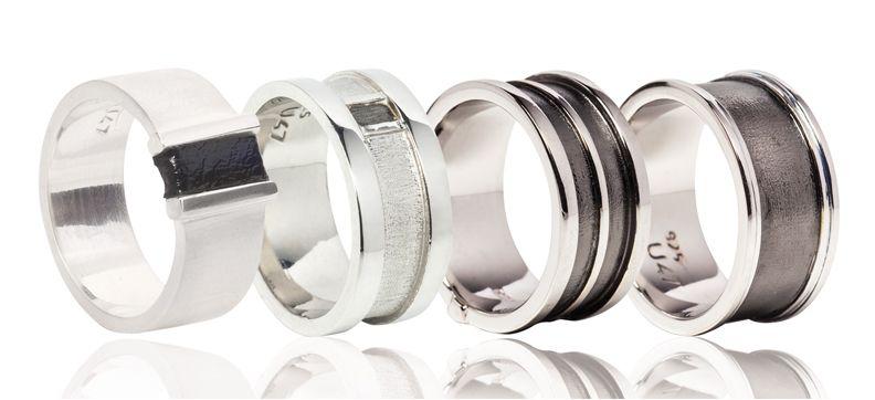 Resultado de imagem para joias aneis masculinas