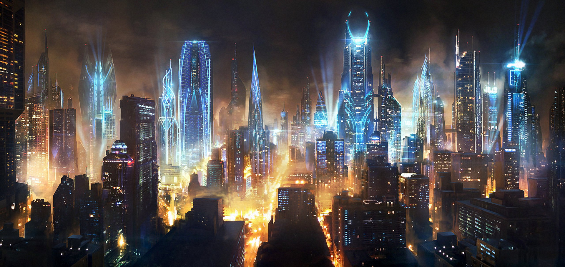 Pin By S B On Cool City Sci Fi Pictures Futuristic City