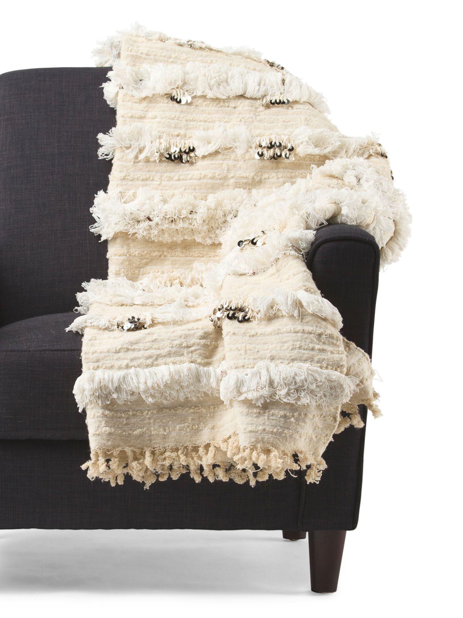 Tj Maxx Wedding.Made In Morocco Authentic Wedding Blanket Throws T J Maxx