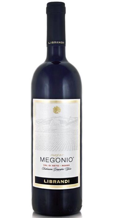 Enoteca Mercadante, II livello, Calabria, voto 80. http://www.librandi.it/magno-megonio/