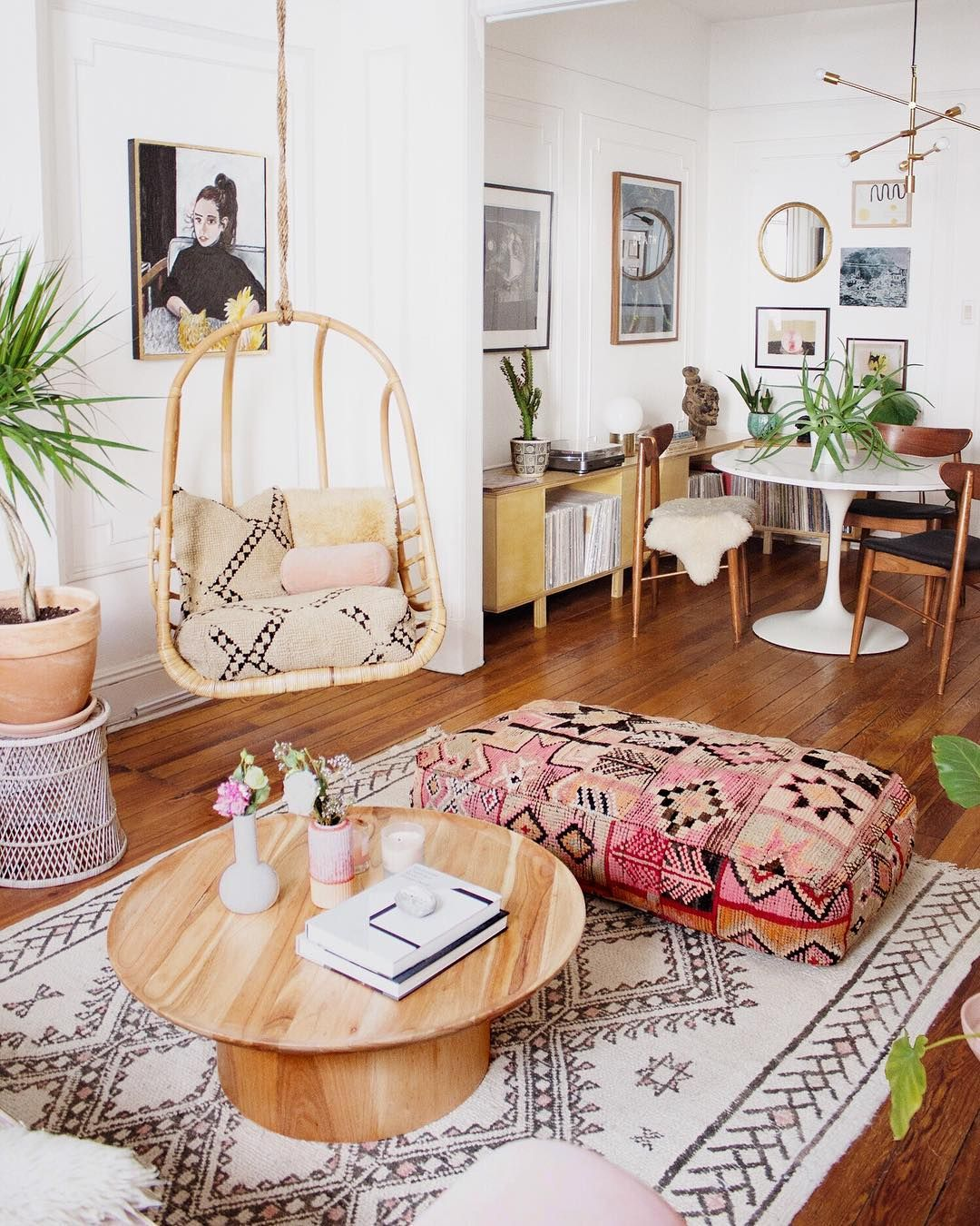 22 Bohemian Decor Essentials For Boho Chic Style Retro Home