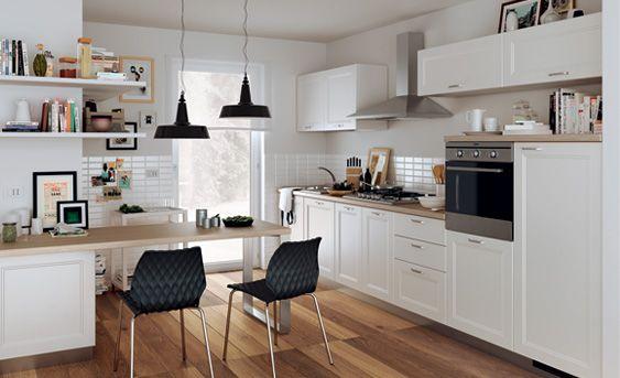Cucine Scavolini | kitchens | Pinterest | Kitchens, Smart kitchen ...