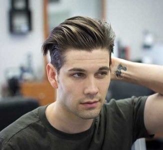 Cool Guys\' Hairstyles You Have to See | Slop Top | Pinterest | Guy ...