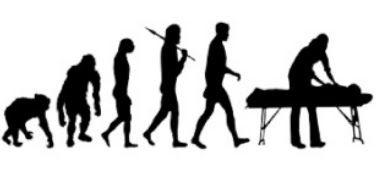 La evolución del #fisioterapeuta  www.logarsalud.com