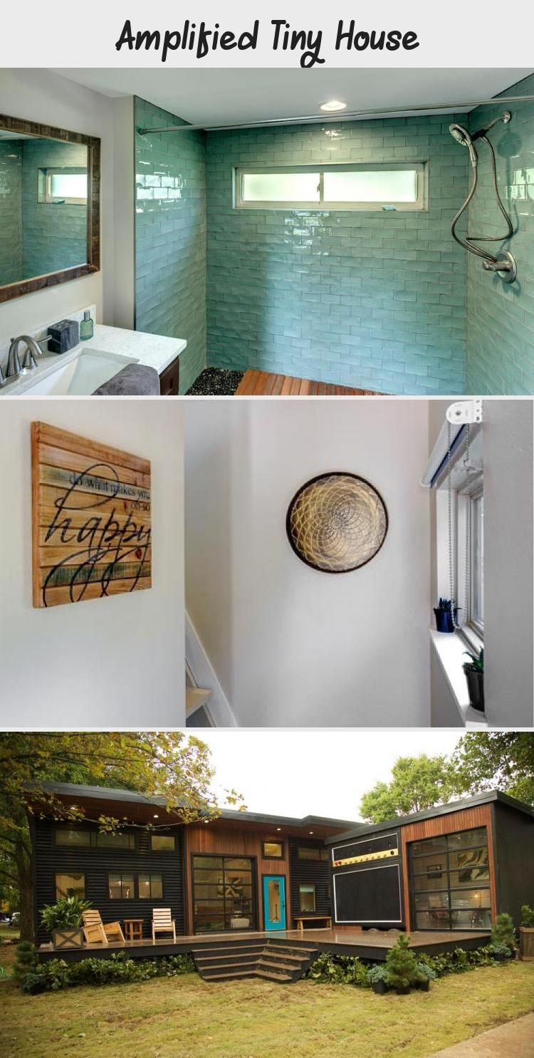 Amplified Tiny House In 2020 Cabin Decor Tiny House
