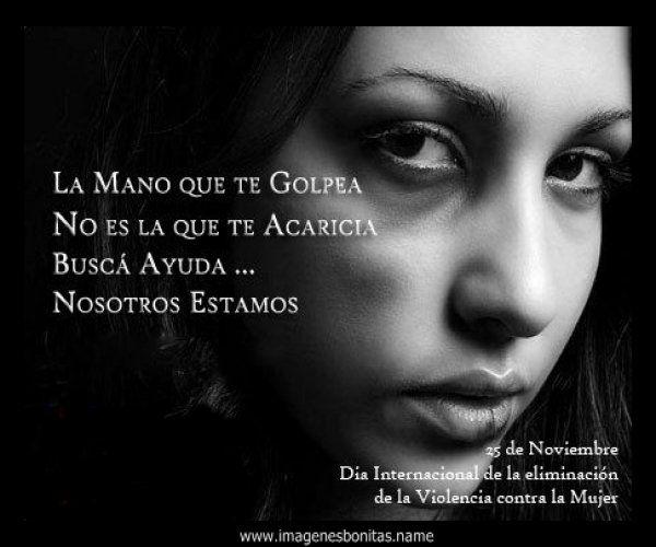 Dia De La No Violencia Contra La Mujer 25 Noviembre