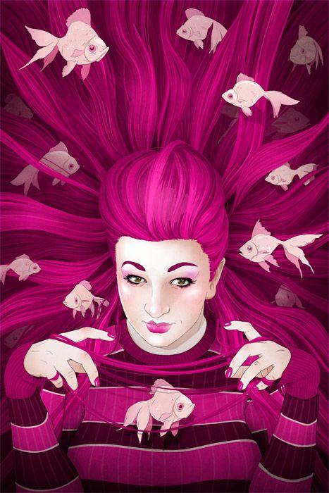 Xanthia Pink by ~stuntkid