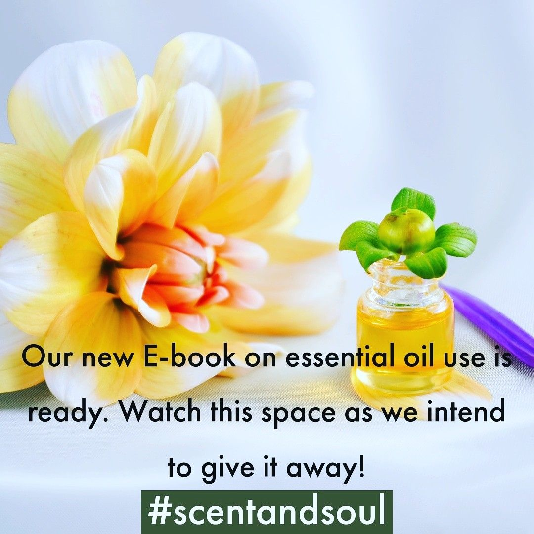 Scent and Soul The ESSENTIAL guide to getting the most