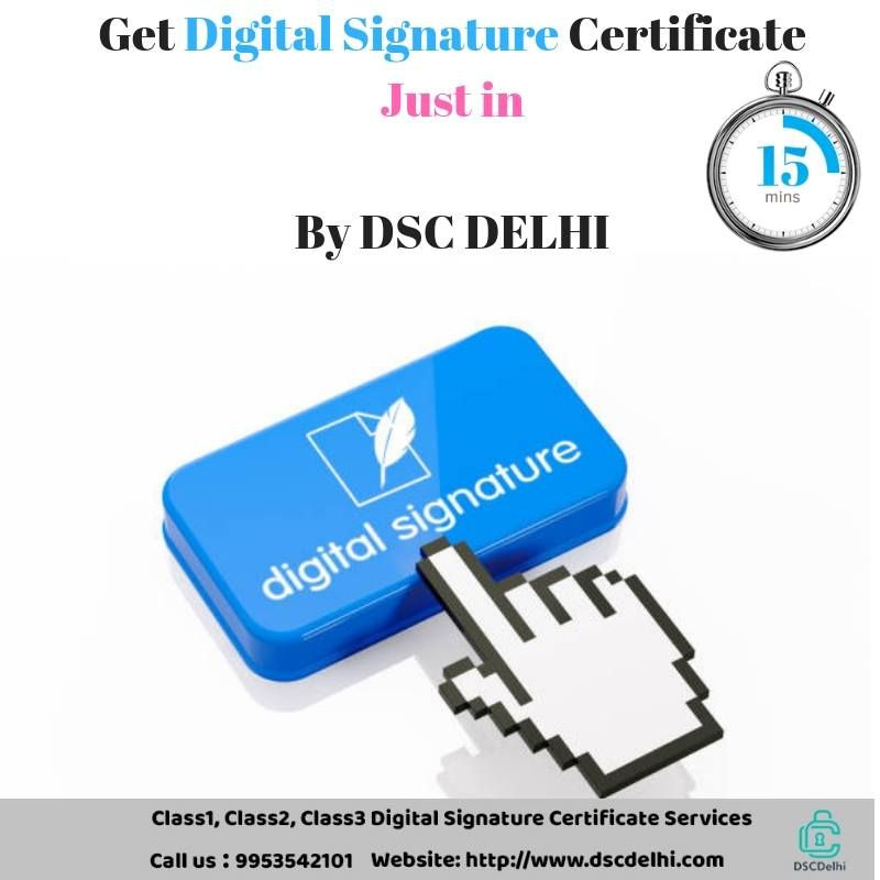 Buy apply use digital signature certificates online from