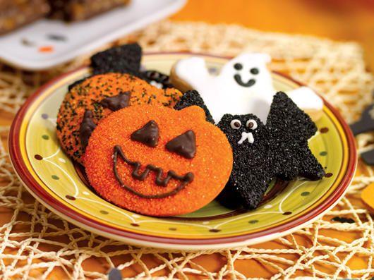 chloes inspiration halloween cookies halloween cookie recipeshalloween - Easy Halloween Cookie Ideas
