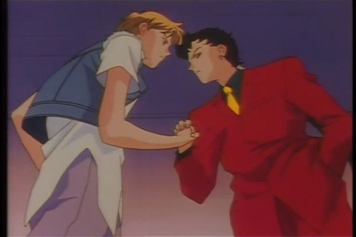 Haruka vs Seiya