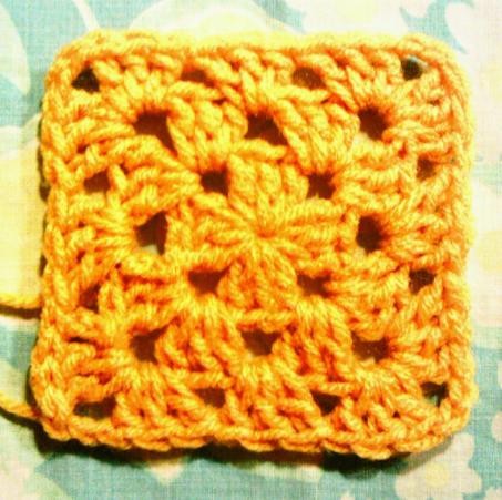 Super Simple Granny Square Granny Squares Easy Crochet Patterns