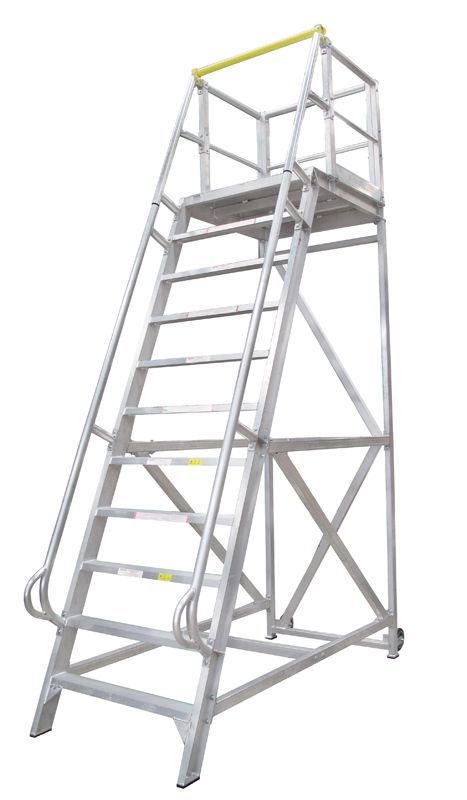 Work Ladder Platforms Aluminium Ladder Platform Ladder Building A Container Home
